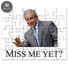 Miss Me Yet Square - White Products Puzzle