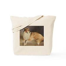 cp_liliancheviotaroughcollie Tote Bag
