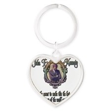 2-JFK on Best or Last Generation li Heart Keychain