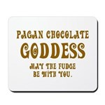 Chocolate Goddess Mousepad