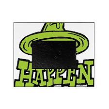 condom_happen_right_green Picture Frame