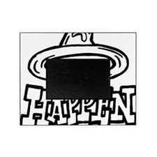 condom_happen_right_BW_green_yellow_ Picture Frame