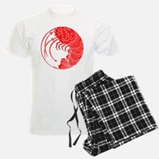 Spiny lobster circle Pajamas