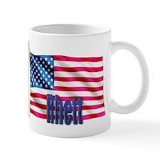 Rhett American Flag Gift Mug