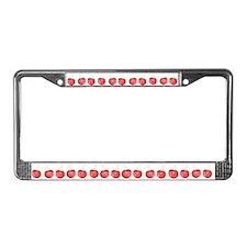 Cherries License Plate Frame