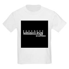 Weaving - My Anti-Drug Kids T-Shirt
