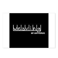 Weaving - My Anti-Drug Postcards (Package of 8)