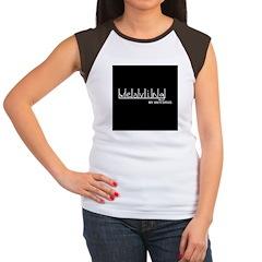 Weaving - My Anti-Drug Women's Cap Sleeve T-Shirt