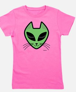 AlienKitty Girl's Tee