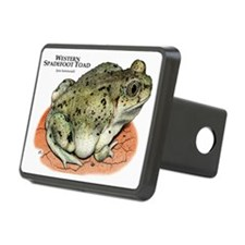 Western Spadefoot Toad Hitch Cover