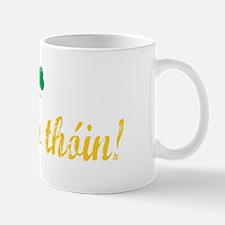 Gaelic kiss my ass Mug