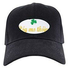 Gaelic kiss my ass Baseball Hat