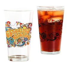 2-geronimogroovy Drinking Glass