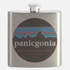 PANICGONIA Flask