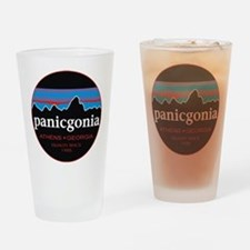 PANICGONIA Drinking Glass