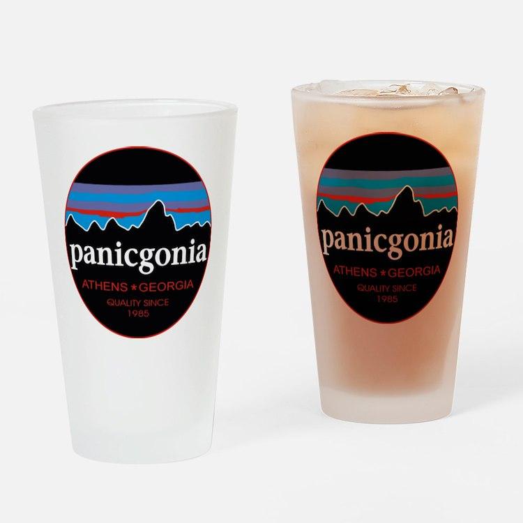 PANICGONIA Drinking Glass