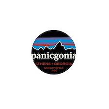PANICGONIA Mini Button