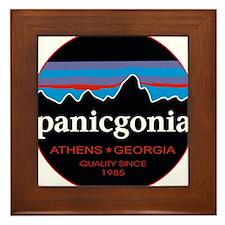 PANICGONIA Framed Tile