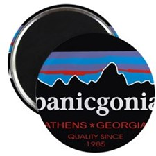 PANICGONIA Magnet