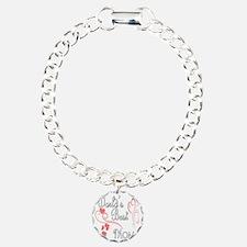 Hearts Mom copy Bracelet