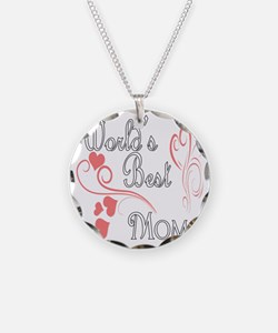 Hearts Mom copy Necklace