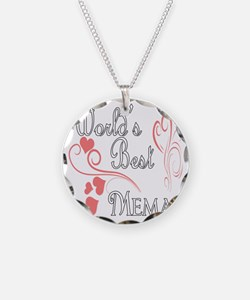 Hearts Mema copy Necklace