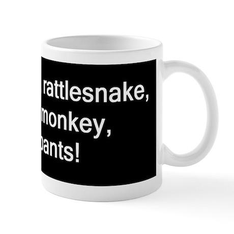 monkey, monkey, underpants Coffee Mug
