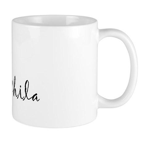 """I Love You"" [Sioux] Mug"