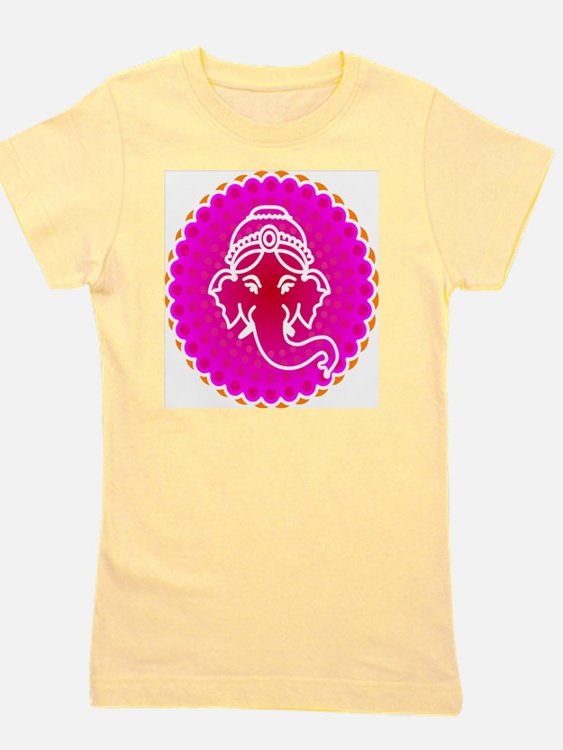 Ganesh to refresh! Girl's Tee