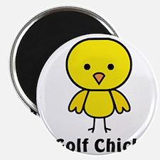 golf chick Magnet