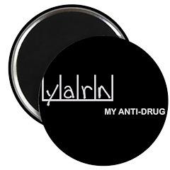 Yarn - My Anti-Drug Magnet