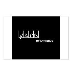 Yarn - My Anti-Drug Postcards (Package of 8)