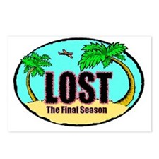 LOST The Final Season Gif Postcards (Package of 8)