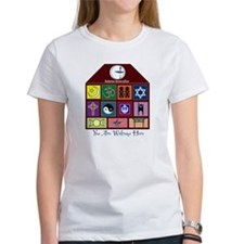 Women's UU T-Shirt - Many Rooms