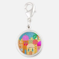 Jerusalem City of Gold Charms