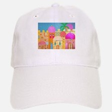 Jerusalem City of Gold Baseball Baseball Cap