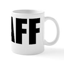 staff copy Mug
