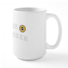 pokerW Mug