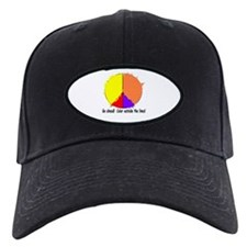 Love peace happiness Baseball Hat