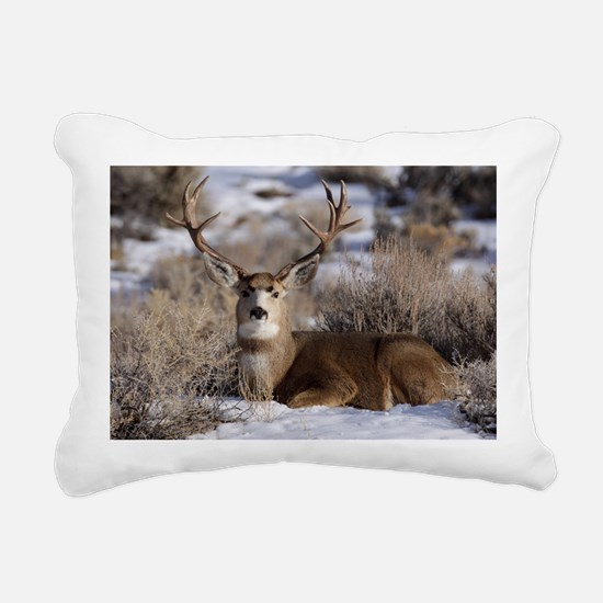 Big Guy Rectangular Canvas Pillow