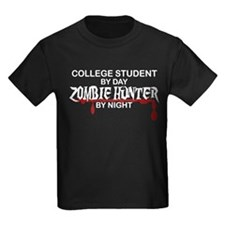 Zombie Hunter - College Student T