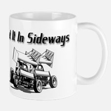 Put it in sideways Mug