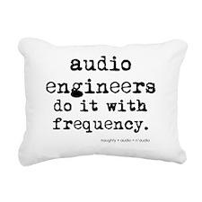 aedwf men undy Rectangular Canvas Pillow