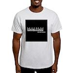Sequins - My Anti-Drug Ash Grey T-Shirt