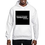 Sequins - My Anti-Drug Hooded Sweatshirt