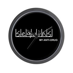 Sequins - My Anti-Drug Wall Clock
