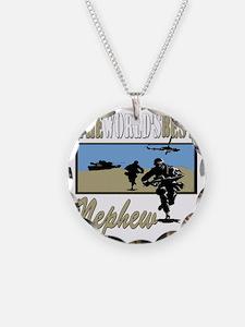 Best Military Nephew copy Necklace