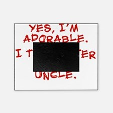 adorable uncle picture frame