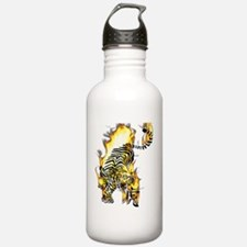 Tiger-fire Water Bottle
