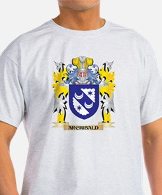 Archibald Coat of Arms - Family Crest T-Shirt